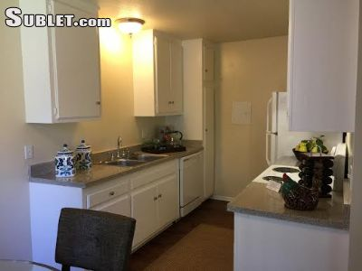 Image 2 either furnished or unfurnished 1 bedroom Apartment for rent in Anaheim, Orange County