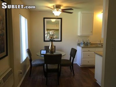 Image 3 either furnished or unfurnished 1 bedroom Apartment for rent in Anaheim, Orange County