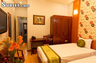 Image 1 furnished Studio bedroom Hotel or B&B for rent in Hoan Kiem, Ha Noi