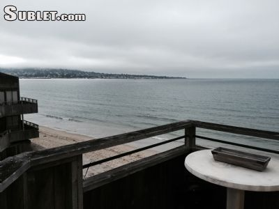 Image 1 furnished 1 bedroom Townhouse for rent in Monterey, Monterey Bay