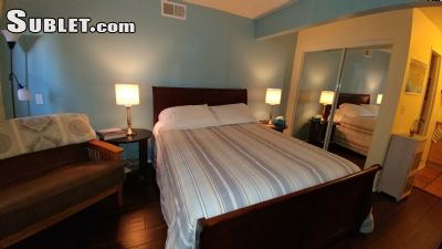Image 2 furnished Studio bedroom Apartment for rent in Mission Hills, Western San Diego