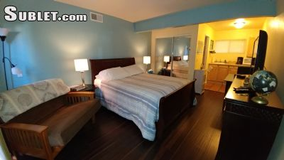 Image 4 furnished Studio bedroom Apartment for rent in Mission Hills, Western San Diego