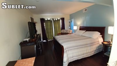 Image 5 furnished Studio bedroom Apartment for rent in Mission Hills, Western San Diego