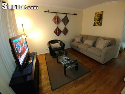 Image 1 furnished 1 bedroom Apartment for rent in Mission Hills, Western San Diego