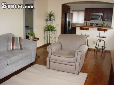 Image 1 furnished 2 bedroom Apartment for rent in Mission Hills, Western San Diego