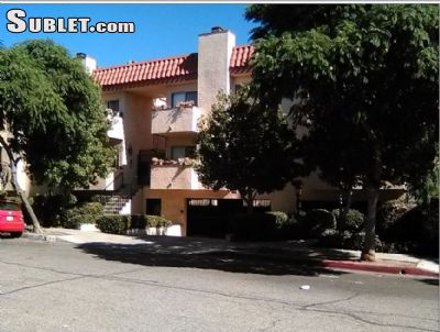 Image 1 Furnished room to rent in West Hollywood, Metro Los Angeles 2 bedroom Townhouse