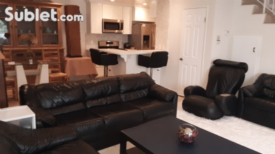Image 5 Furnished room to rent in West Hollywood, Metro Los Angeles 2 bedroom Townhouse