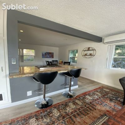 Image 4 furnished 2 bedroom Apartment for rent in Mission Hills, Western San Diego