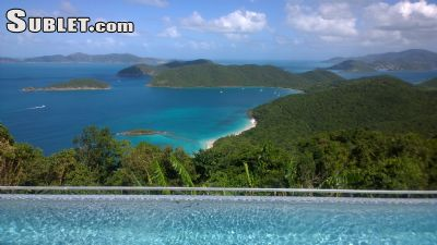 Image 1 furnished 4 bedroom House for rent in Saint John, US Virgin Islands