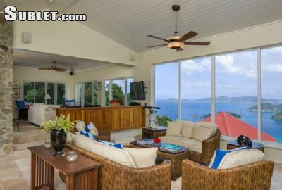 Image 2 furnished 4 bedroom House for rent in Saint John, US Virgin Islands