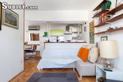 Image 1 furnished 1 bedroom Apartment for rent in Split, Split Dalmatia
