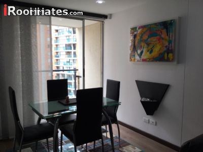 Image 4 Furnished room to rent in Engativa, Bogota 2 bedroom Apartment