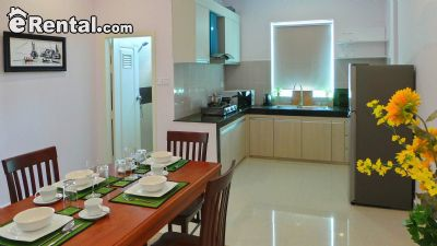 Image 5 furnished 2 bedroom Apartment for rent in Meanchey, Phnom Penh