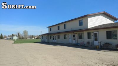 Image 1 either furnished or unfurnished 2 bedroom Apartment for rent in Divide County, The West