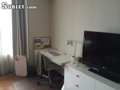 Image 1 furnished Studio bedroom Apartment for rent in Heping, Tianjin Proper