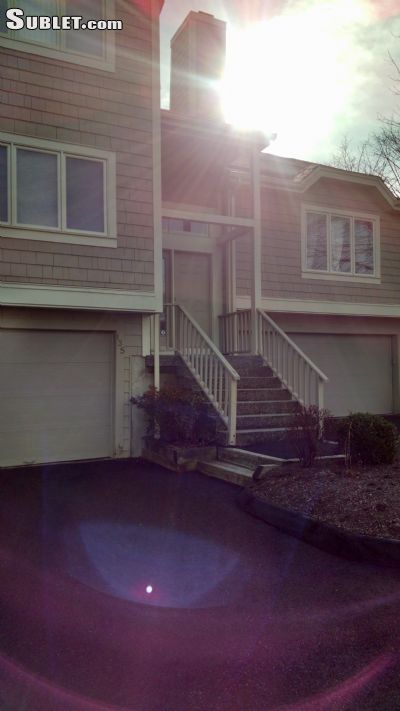 Image 2 furnished 2 bedroom Townhouse for rent in Danbury, Southwest CT