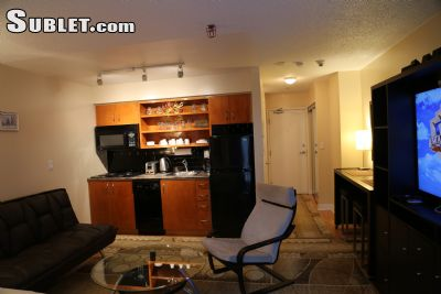 Image 3 furnished Studio bedroom Apartment for rent in Financial District, Old Toronto