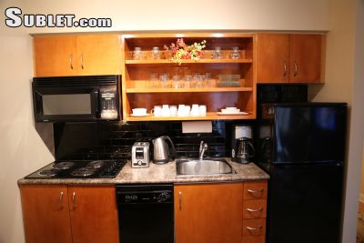Image 4 furnished Studio bedroom Apartment for rent in Financial District, Old Toronto