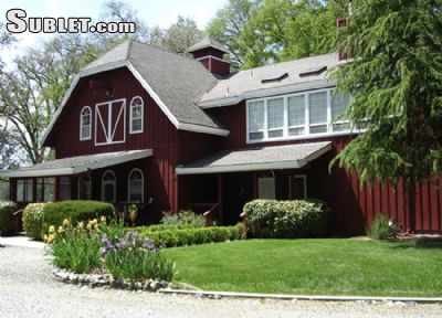 Image 1 furnished 5 bedroom House for rent in Nevada County, Northern California