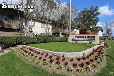 Image 10 either furnished or unfurnished 2 bedroom Apartment for rent in Anaheim, Orange County