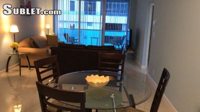 Image 10 furnished 1 bedroom Apartment for rent in Hollywood, Ft Lauderdale Area
