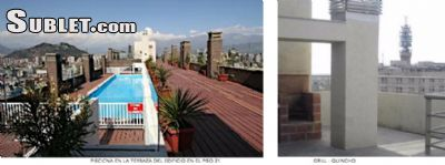 Image 9 furnished 1 bedroom Apartment for rent in Santiago, Santiago Province