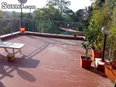 Image 1 furnished 1 bedroom Townhouse for rent in Portuense, Roma (City)