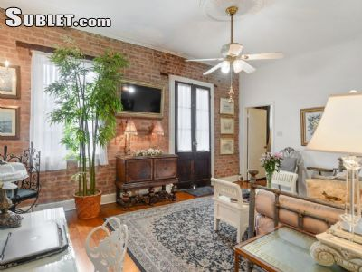 Image 6 furnished 1 bedroom Apartment for rent in French Quarter, New Orleans Area