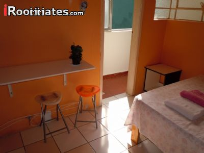 Image 2 Furnished room to rent in Liberdade, Sao Paulo City Studio bedroom Hotel or B&B