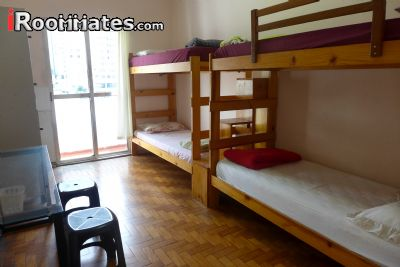 Image 4 Furnished room to rent in Liberdade, Sao Paulo City Studio bedroom Hotel or B&B