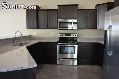 Image 3 furnished 3 bedroom Townhouse for rent in Iowa City, Cedar Rapids Area