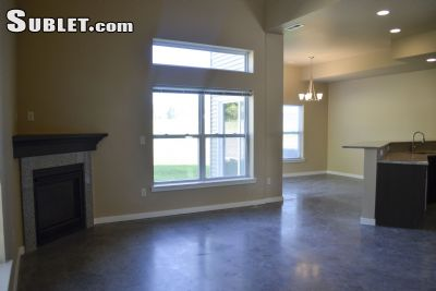 Image 4 furnished 3 bedroom Townhouse for rent in Iowa City, Cedar Rapids Area