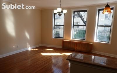 Image 1 unfurnished 1 bedroom Apartment for rent in Harlem West, Manhattan