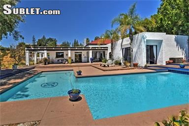 Image 2 furnished 4 bedroom House for rent in Encino, San Fernando Valley