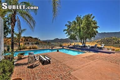 Image 3 furnished 4 bedroom House for rent in Encino, San Fernando Valley