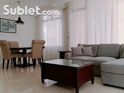 Image 1 furnished 2 bedroom Apartment for rent in Central Jakarta, Jakarta