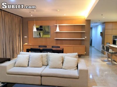 Image 2 furnished 3 bedroom Apartment for rent in South Jakarta, Jakarta