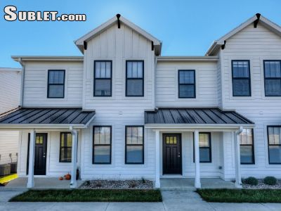 Image 1 furnished 3 bedroom Townhouse for rent in Ankeny, Des Moines Area