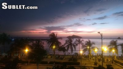 Image 1 furnished 1 bedroom Apartment for rent in Santa Marta, Magdalena