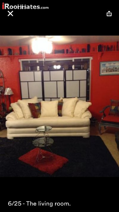 Image 8 Furnished room to rent in Paradise Valley, Phoenix Area Studio bedroom Dorm Style