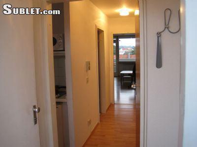 Image 4 furnished Studio bedroom Apartment for rent in Bayreuth, Bavaria (Munich)