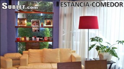 Image 3 either furnished or unfurnished 2 bedroom Apartment for rent in Magdalena Contreras, Mexico City