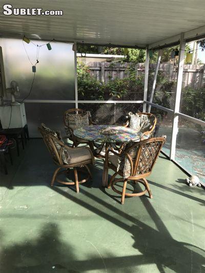 Image 7 furnished 2 bedroom House for rent in Oakland Park, Ft Lauderdale Area