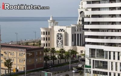 Image 3 furnished 3 bedroom Apartment for rent in Batumi, Ajaria