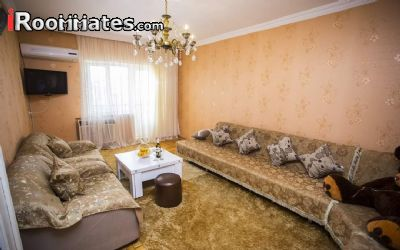 Image 4 furnished 3 bedroom Apartment for rent in Batumi, Ajaria