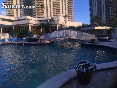 Image 4 furnished 2 bedroom Apartment for rent in Aventura, Miami Area