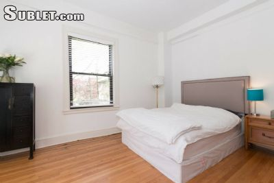 Image 5 either furnished or unfurnished 2 bedroom Apartment for rent in Adams Morgan, DC Metro