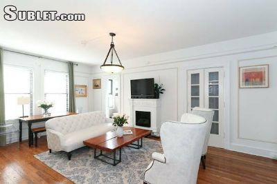 Image 1 furnished 1 bedroom Apartment for rent in Adams Morgan, DC Metro