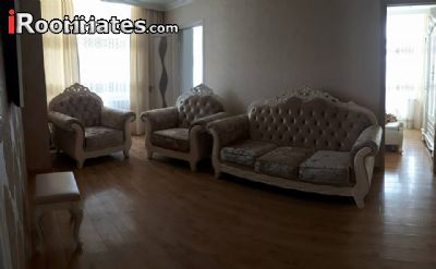 Image 1 Furnished room to rent in Batumi, Ajaria 3 bedroom Apartment