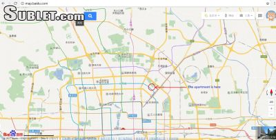 Image 9 furnished 2 bedroom Apartment for rent in Chaoyang, Beijing Inner Suburbs
